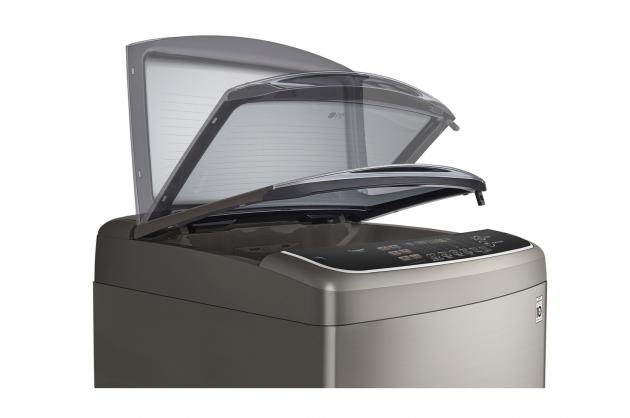 LG 第3代DD直立式變頻洗衣機 17公斤 不鏽鋼銀/精緻銀 4