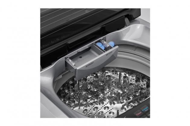LG 第3代DD直立式變頻洗衣機(極窄版) 11公斤 不鏽鋼銀 2