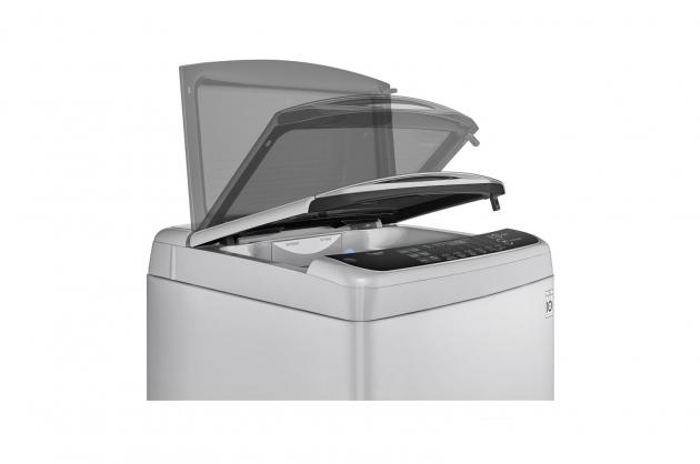 LG 第3代DD直立式變頻洗衣機(極窄版) 11公斤 不鏽鋼銀 3