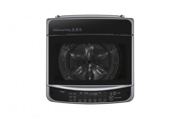 LG 第3代DD直立式變頻洗衣機(極窄版) 11公斤 不鏽鋼銀 5