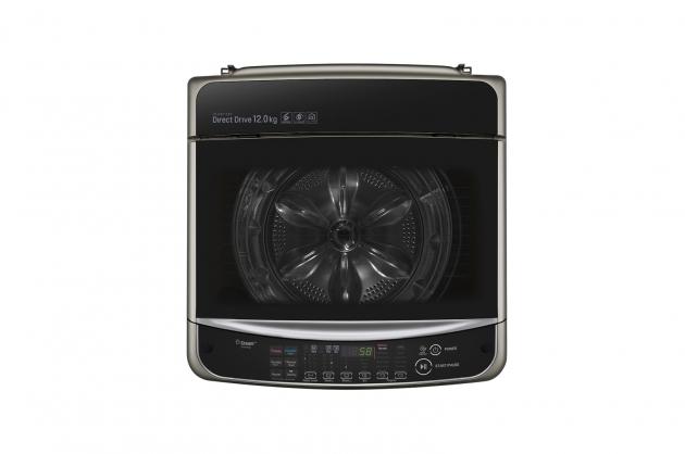 LG 第3代DD直立式變頻洗衣機(極窄版) 12公斤 不鏽鋼銀/精緻銀 7