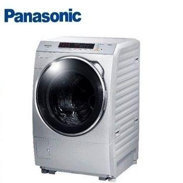 Panasonic 16公斤ECONAVI洗脫滾筒洗衣機(NA-V178DW-L)炫亮銀 1